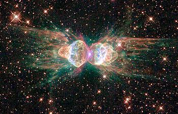 The Ant Nebula - Mz3