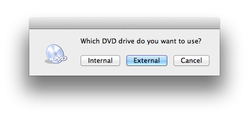 DVD Drive Switcher
